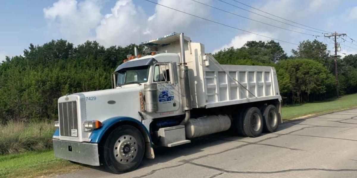 Full-Size Dump Truck