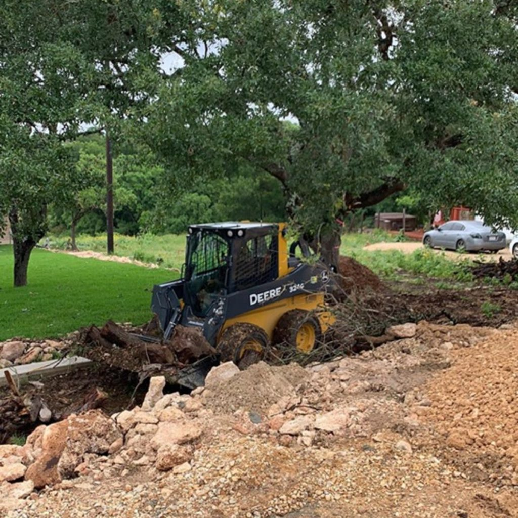 texas land clearing company